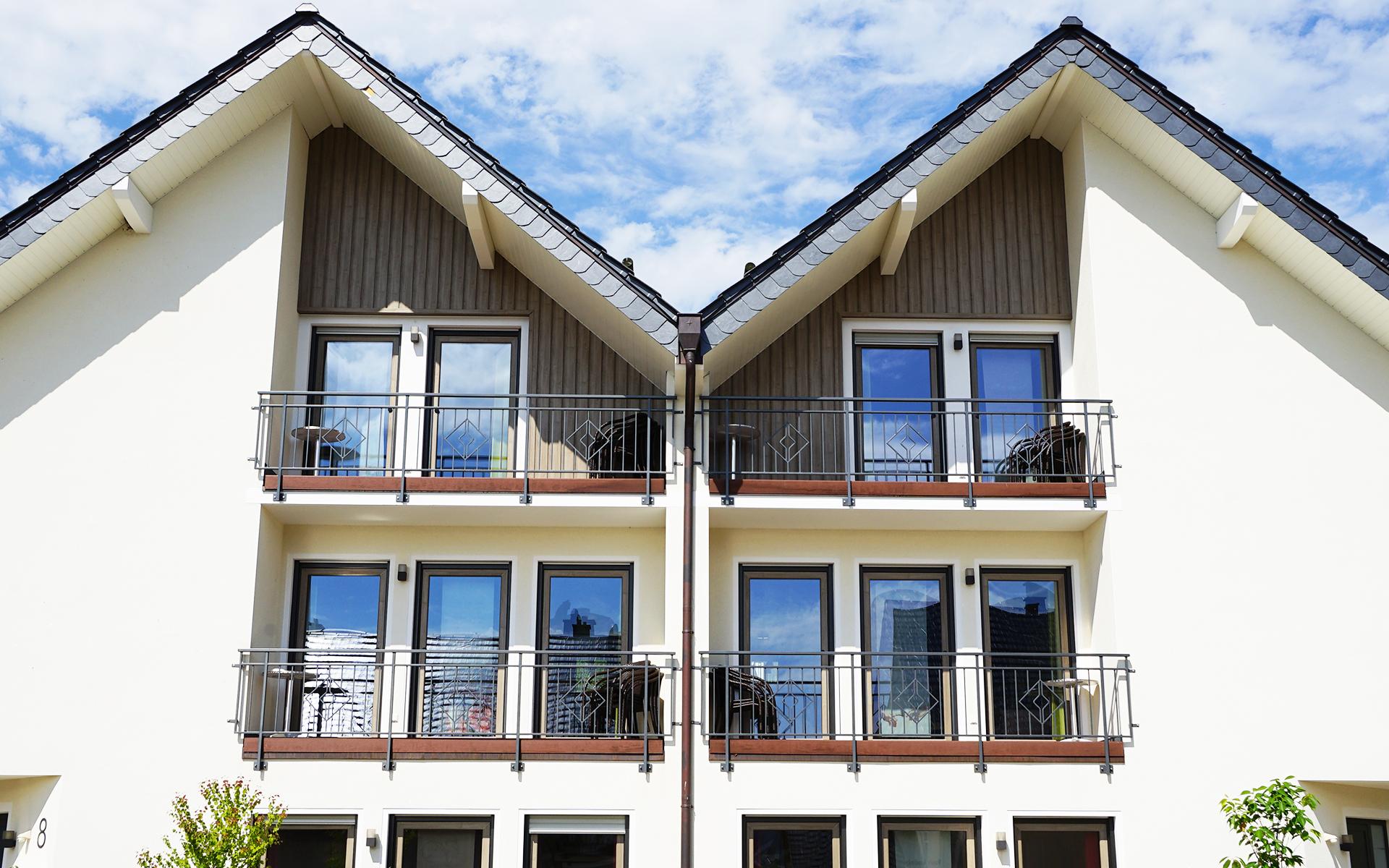 Fassadenprofil dekotrim