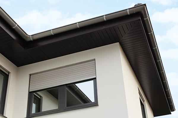 Profile für die Dachunterschalung
