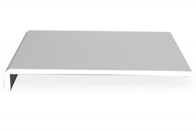 Hartschaumwinkel-Softline Laibungs- und Dachrundprofile dekoboard 300 x 42 x 9 mm