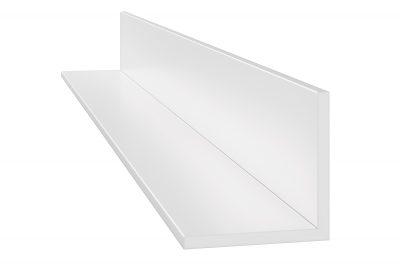 Winkelprofil weiß dekotop dachverkleidung