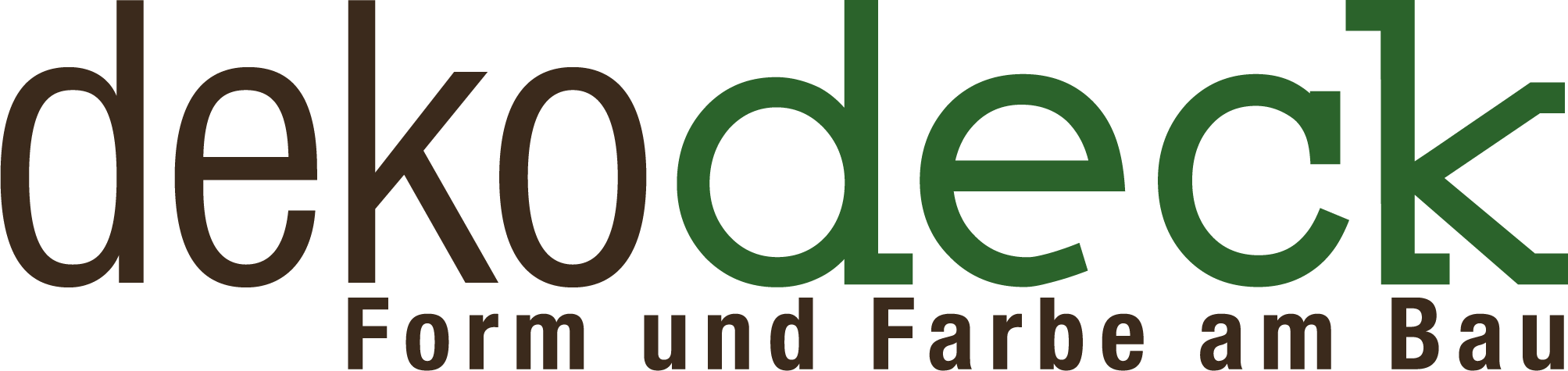 Logo dekodeck