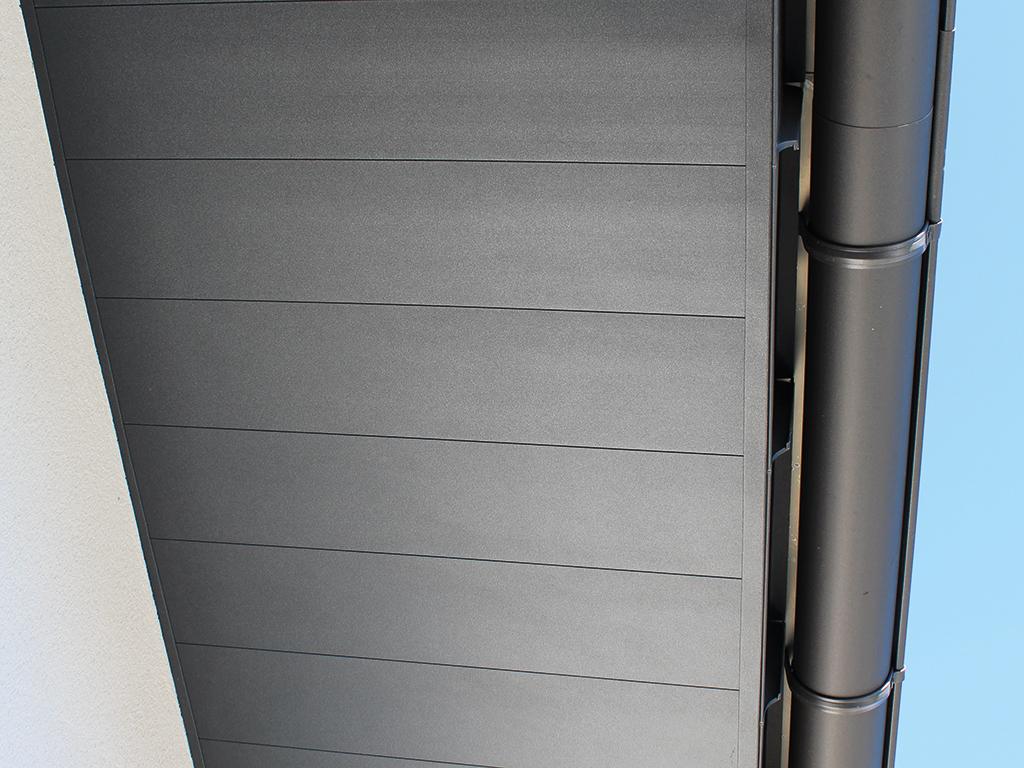 Verlegebeispiel dekotop dachüberstand
